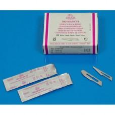 Лезвия стерильные для скальпеля TRO-MICROCUT
