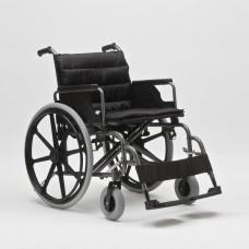 Кресло-коляска механическая стальная FS951B-56