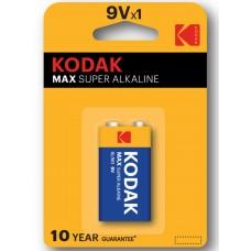Батарейка крона Kodak max 6lr61 9v