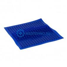 Коврик массажный из силиконовой резины 1305/1 260х280 мм.
